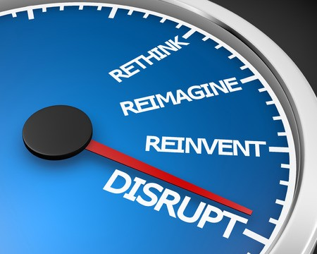 Focus on Disrupting, not Getting Disrupted
